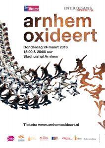 BeVoice 2016 Arnhem Oxideert