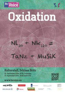 BeVoice vier Oxidation