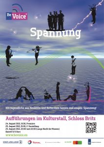 BeVoice II Spannung