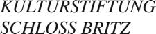 Logo Kulturstiftung Schloss Britz